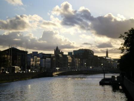 Dublin Landaschaft