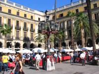 Markt in Barcelona