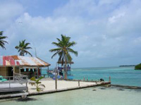 Paradies in Belize
