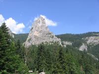 Berg in Rumänien