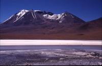 Vulkan in Bolivien