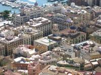 Alicante an der Costa Brava