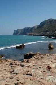 Meer an der Costa Blanca