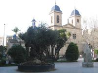 Kirche in Alicante