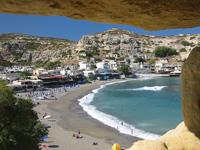 Auswandern nach Griechenland, Strand auf Kreta