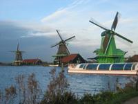 Auswandern Niederlande: Windmühlen in Holland und mehr...