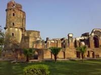 Ruine in Indien