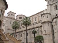 Schloss in Monaco