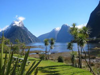 Auswandern nach Neuseeland - überall faszinierende Landschaft