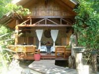 Haus auf den Philippinen