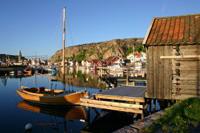 Küste Schweden