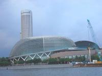Esplanade in Singapur