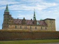 Schloss in Skandinavien