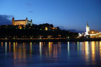 Schloss in Bratislava