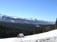 Die Tatra im Winter