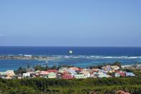 Stadt in der Karibik