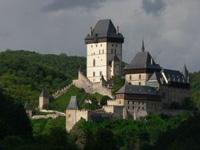 Das Schloss Karlstein