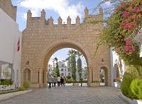 Tor in Tunesien