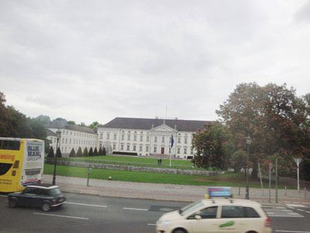 Schloß Bellevue, Sitz der Bundespräsidenten