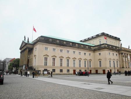 Staatsoper am Bebelplatz