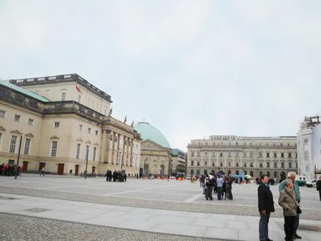 Staatsoper, Bebelplatz, Hotel de Rome