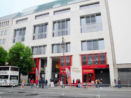 Wachsfigurenkabinett Berlin