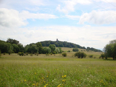 Aussichtsturm Rother Kuppe