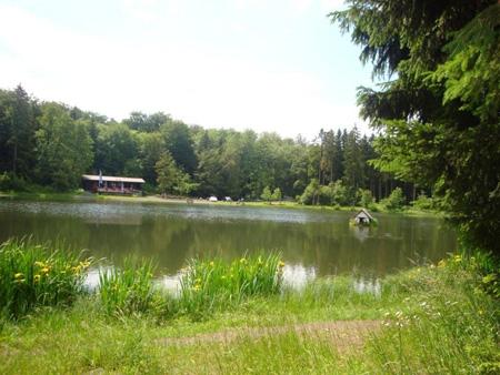 Freizeitanlage Rothsee mit Gaststätte