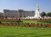 Der Buckingham Palace