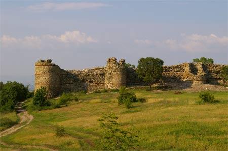 Bulgarien Schloss