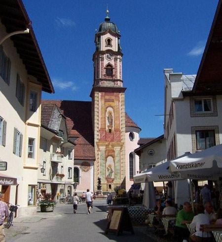 mittenwald kirche