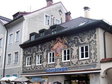 partenkirchen haeuser