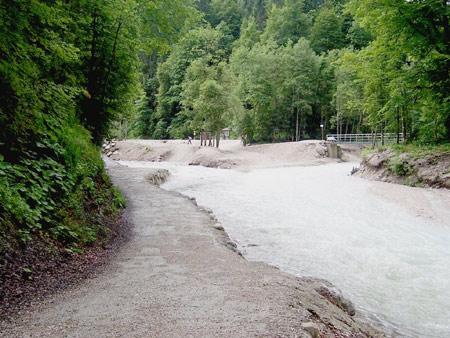 partnach ferchenbach