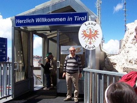 station zugspitzbahn