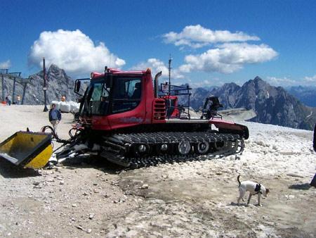 pistenraupe sonn alpin