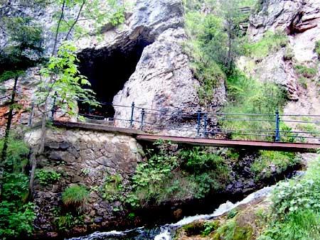 grotte laintal