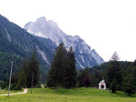 kapelle wetterstein