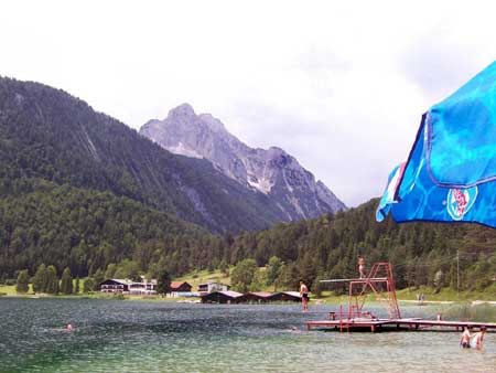 schwimmbad lautersee