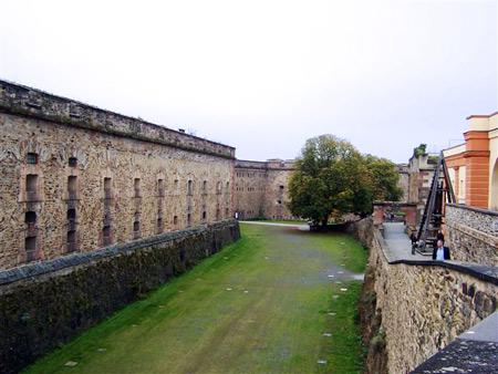 Koblenz Burg Ehrenbreitstein