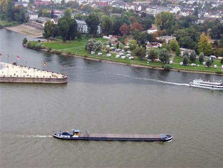 Rhein Mosel Deutsches Eck