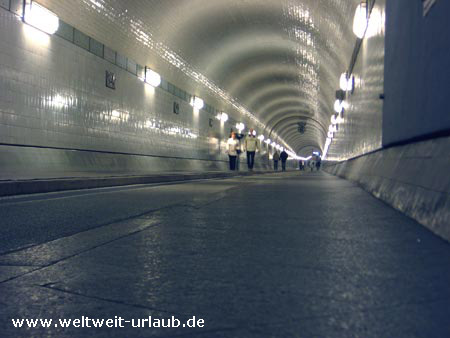 Elbtunnel Hamburg