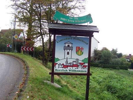 Limesdorf Hillscheid im Kannenbäcker Land