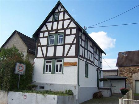 Fachwerkhaus Hillscheid im Kannenbäcker Land