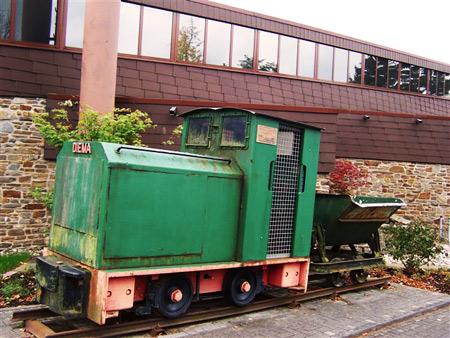 Lorenbahn Keramik-Museum