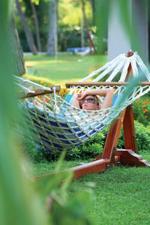 Erholung im Urlaub