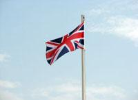 Die Englische Flagge