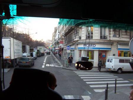 Unsere Paris-Rundfahrt mit dem Bus