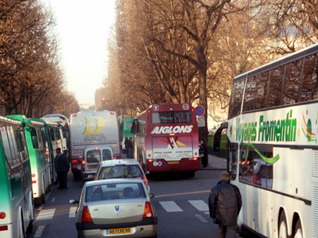 Verkehr in Paris
