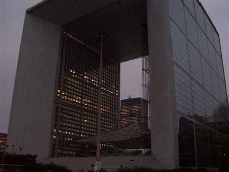 La Grande Arche, La Défense, Paris