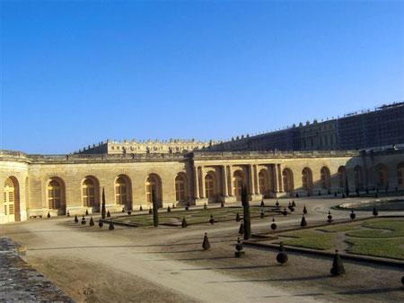 Schlosspark Versailles, Paris